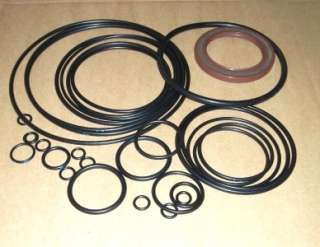 CATERPILLAR EXCAVATOR 320 320B HYDRAULIC PUMP SEAL KIT. A8VO107