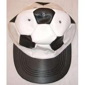 NEW Soccer Ball Style Baseball Hat Ball Cap Futbol Sports