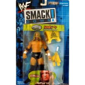 WWE WWF Wrestling Smackdown Series 7 Figure by Jakks Toys & Games