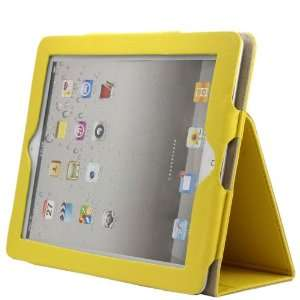 Classic Dual Station Leather Case Cover Stand for Apple iPad 2 3 3rd
