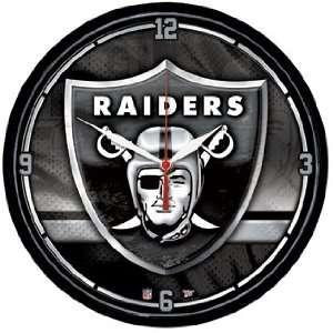 NFL Oakland Raiders Team Logo Wall Clock *SALE*