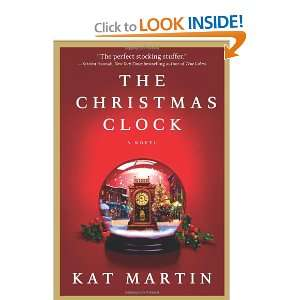 The Christmas Clock (9781593155476) Kat Martin Books