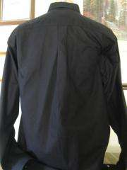 Men CINCH Miller style Black Western Dress Shirt size XL NICE* EUC