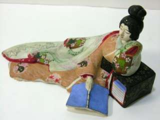for our other auctions showa period japanese geisha hakata doll pre