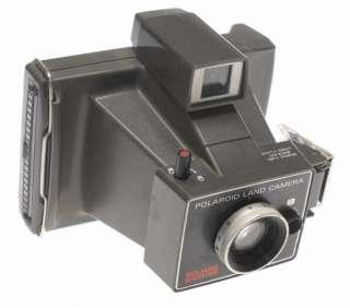 Vintage Polaroid Land Camera Square Shooter 100% Working
