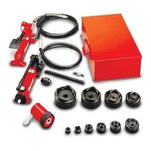 Gardner Bender 1/2   4 Hydraulic Slug Out™ Set With Ph20 Hand Pump