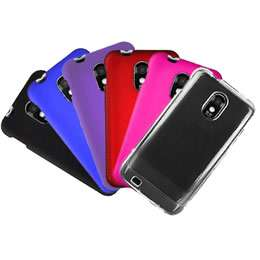 Purple Leopard Bling Case For Samsung Galaxy S II Epic Touch 4G D710