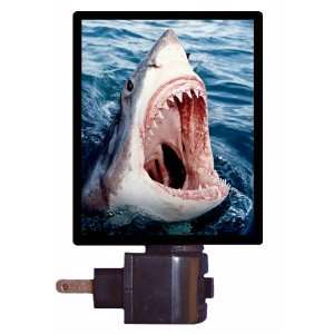 Shark Night Light   That Hungry Feeling LED NIGHT LIGHT