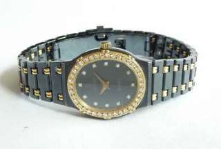 Concord La Costa Gold, Diamonds, Ladies Watch