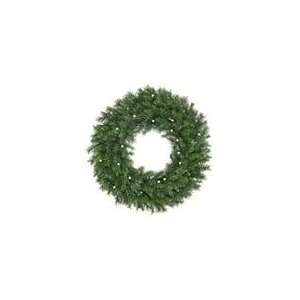 30 Pre Lit LED Battery Operated Wisconsin Christmas Wreath