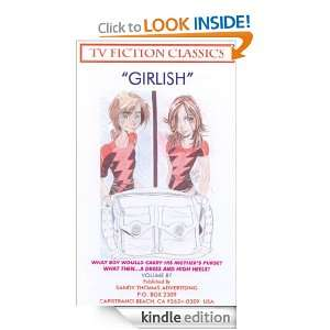 GIRLISH (TV FICTION CLASSICS): Sandy Thomas:  Kindle Store