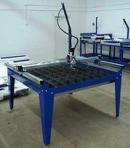IPLASMA 4X4 CNC PLASMA TABLE BY PRECISION PLASMA LLC DIY KIT WITH