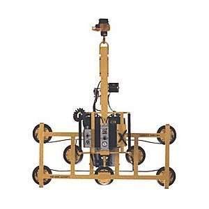 Cup Manual Rotator/Power Tilter AC Vacuum Pump