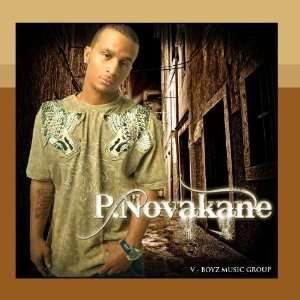 Self Titled P. Novakane Music