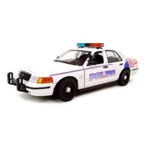 Ford Crown Victoria Ferndale Washington Police Interceptor