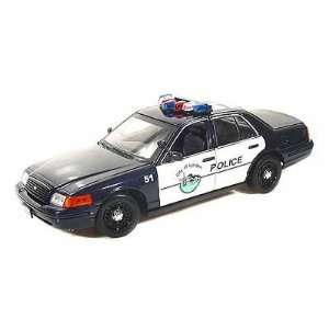 Ford Crown Victoria Lynden WA Police Interceptor 1/18