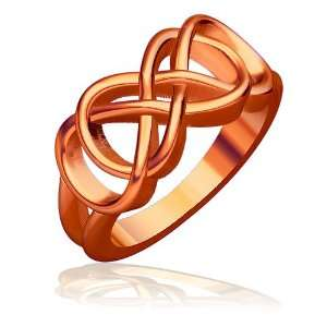 Double Infinity Symbol Ring, Best Friends Forever Ring, Sisters