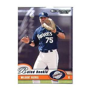 2003 Donruss #65 Wiki Nieves Rated Rookie: Sports