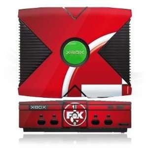 Design Skins for Microsoft Xbox   1. FCK Logo Design Folie