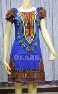 Cotton BOHO Hippy Dashiki Dress US18/UK20