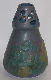 Weller Pottery Fru Russet Vase