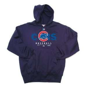 Chicago Cubs MLB Authentic Collection Dedication Hooded Sweatshirt