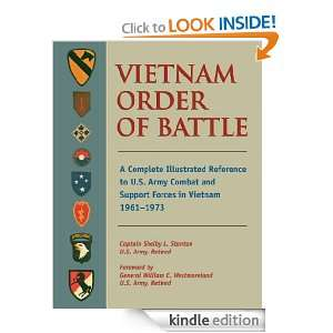 Vietnam Order of Battle: A Complete Illustrated Reference to U.S. Army
