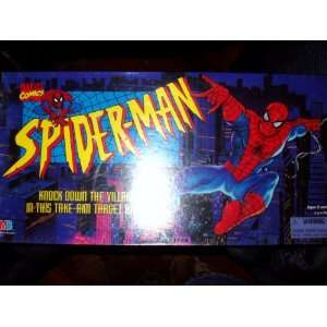 Marvel Comics Spider man Board Game (Spiderman) Toys & Games