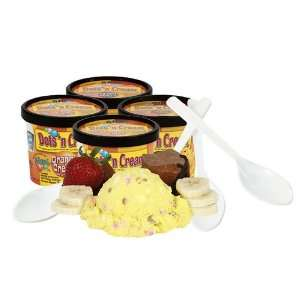 Dots n Cream Ice Cream (from Dippin Dots)   50 Snack Packs