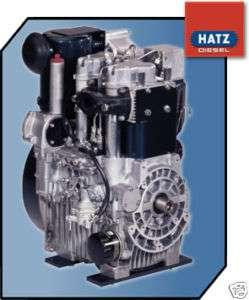Hatz 2G40 Diesel Engine
