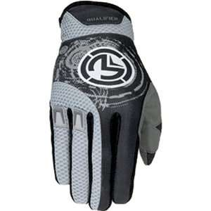 Adult Dirt Bike Motorcycle Gloves   Stealth / 2X Large Automotive