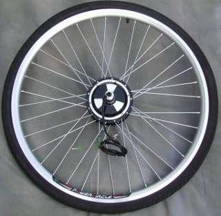 200W Front Wheel Conversion Kits, Ebike Electric Bicycle Retrofit Kit