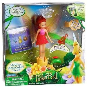 Disney Fairies   Pixie Flutter   Rosetta: Toys & Games