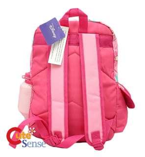 DISNEY Winnie Pooh Pink Large 16 School Backpack/Bag