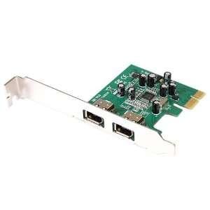 Io Pex1394A2 2Port Pci Express 1394A Firewire Card W/Pci Express Pcie