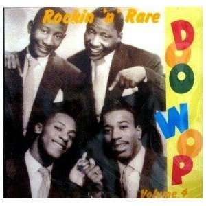 Rockin N Rare Doo Wop Vol. 4 Various Artists Music
