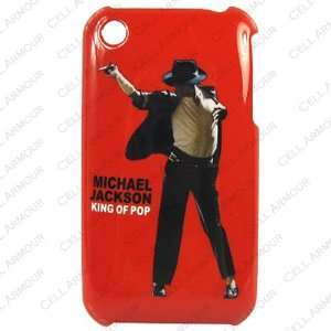 /3GS with Screen Protector   Michael Jackson King of Pop Electronics