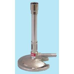 Bunsen Burner Natural Gas with Flame Stabilizer: