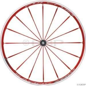 Fulcrum Racing Zero Front Red Clincher Wheel