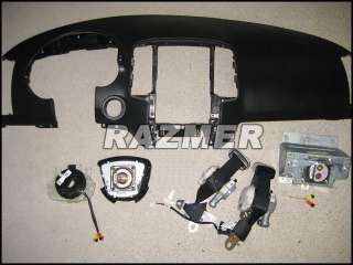2005 2006 NISSAN ALTIMA AIRBAG AIR BAGS AIRBAGS SET