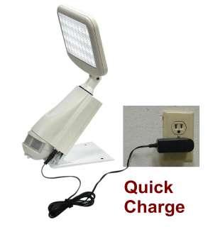 Solar Powered Motion Activated LED Security Flood Light (eLEDing