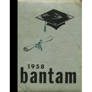 com (Reprint) 1958 Yearbook University High School, Columbia, South