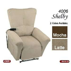 Power Lift Recliner Shelby   Free Delivery Power Lift