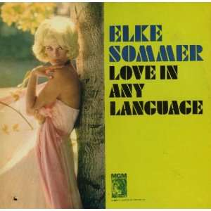 Love in Any Language: Elke Sommer: Music