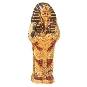 Egyptian King Tut Sarcophagus Figurine 6160: Home