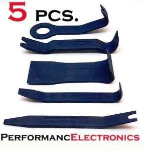Lexus Door panel removal tool set dash trim pry kit