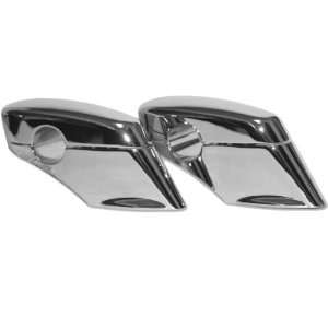 Baron Custom Accessories Chrome Liner Pullback Risers for