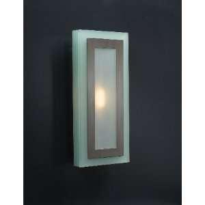 PLC Lighting Wall Sconces 1474 PLC LIGHTING SLIM WALL MOUNT Satin