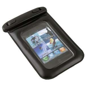 For iPhone 4G Waterproof Hard Case Cover Black