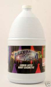 Gallon Natural Liquid Latex from Maximum Impact